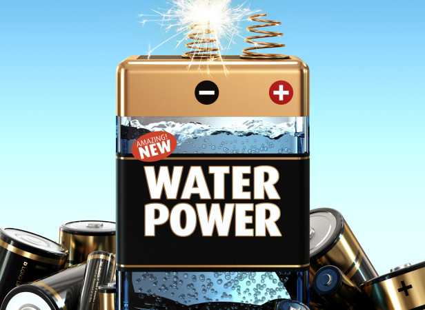 Water Power / Focus Magazine