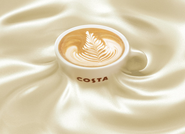 Costa Cream Leaf