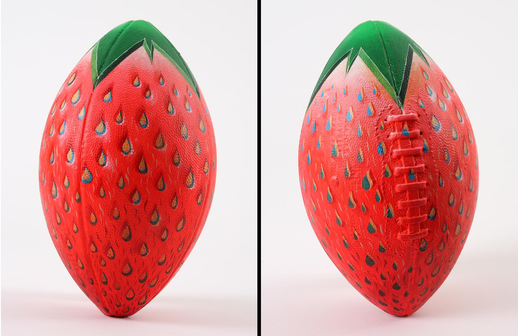 Strawberry Football
