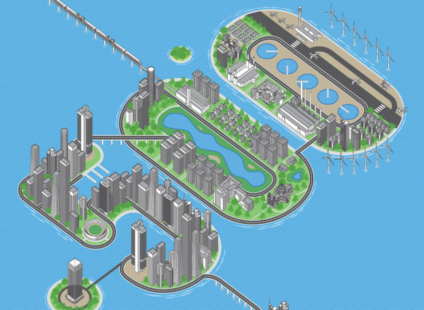 500 Cityscape /  Engineering News