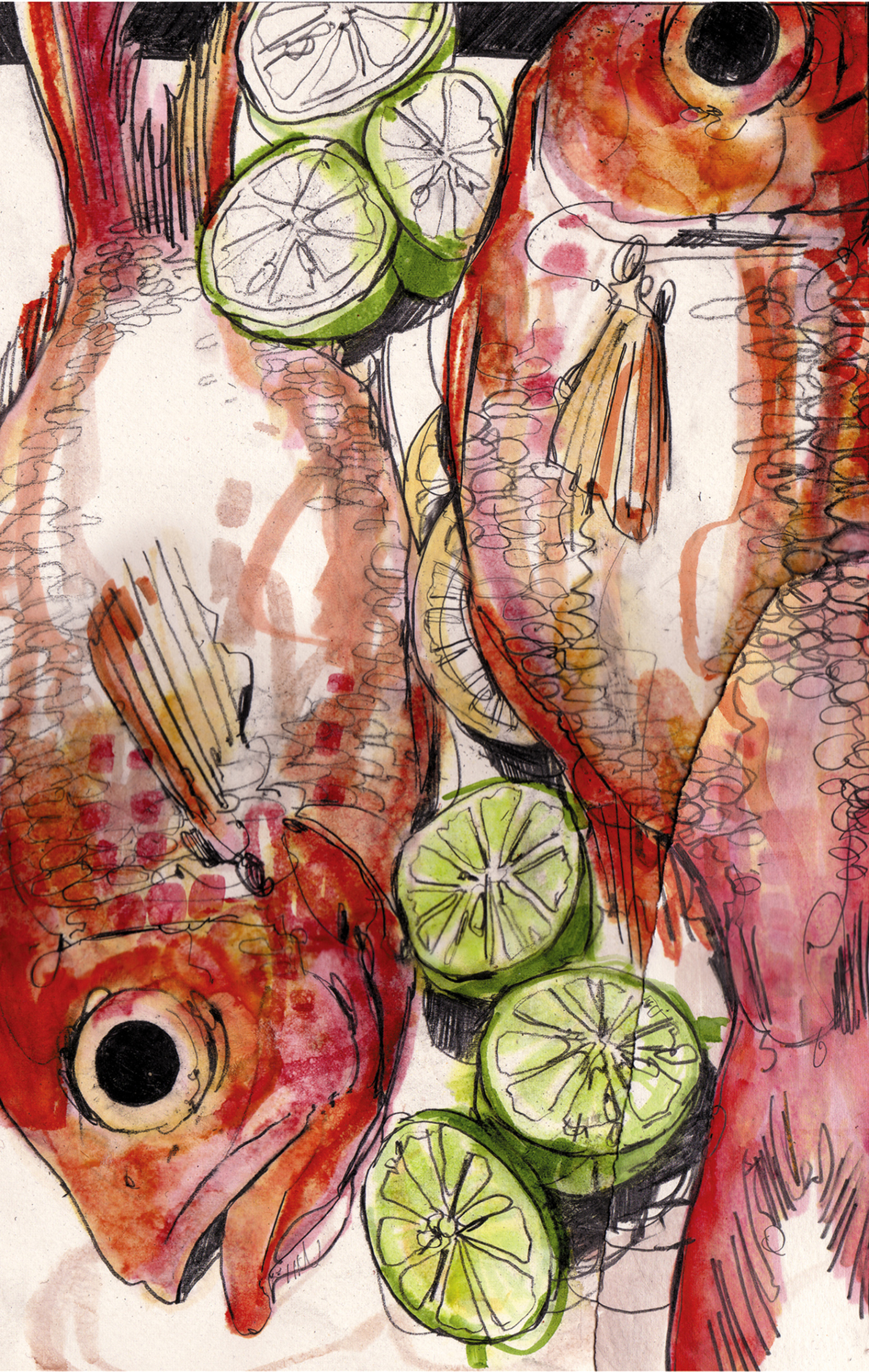 Red Snapper The Times Magazine