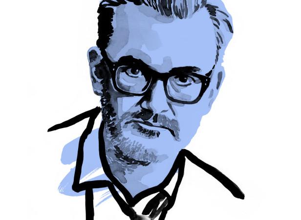 GQ Fashion Designers Alessandro Sartori Portrait