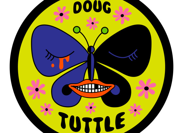 Doug Tuttle Patch