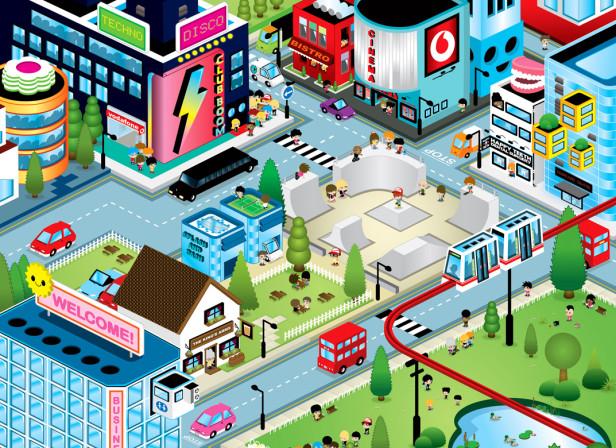 Vodafone City