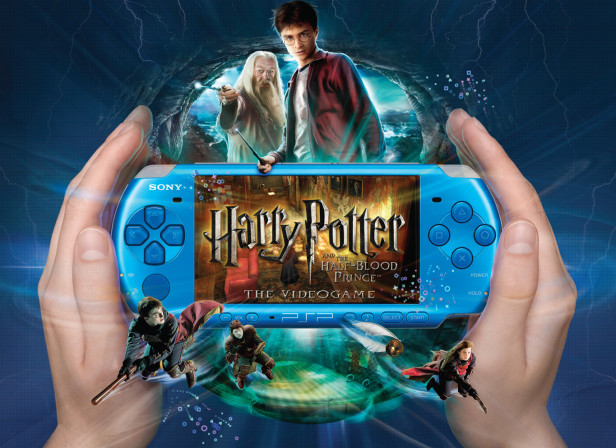 Harry Potter PSP