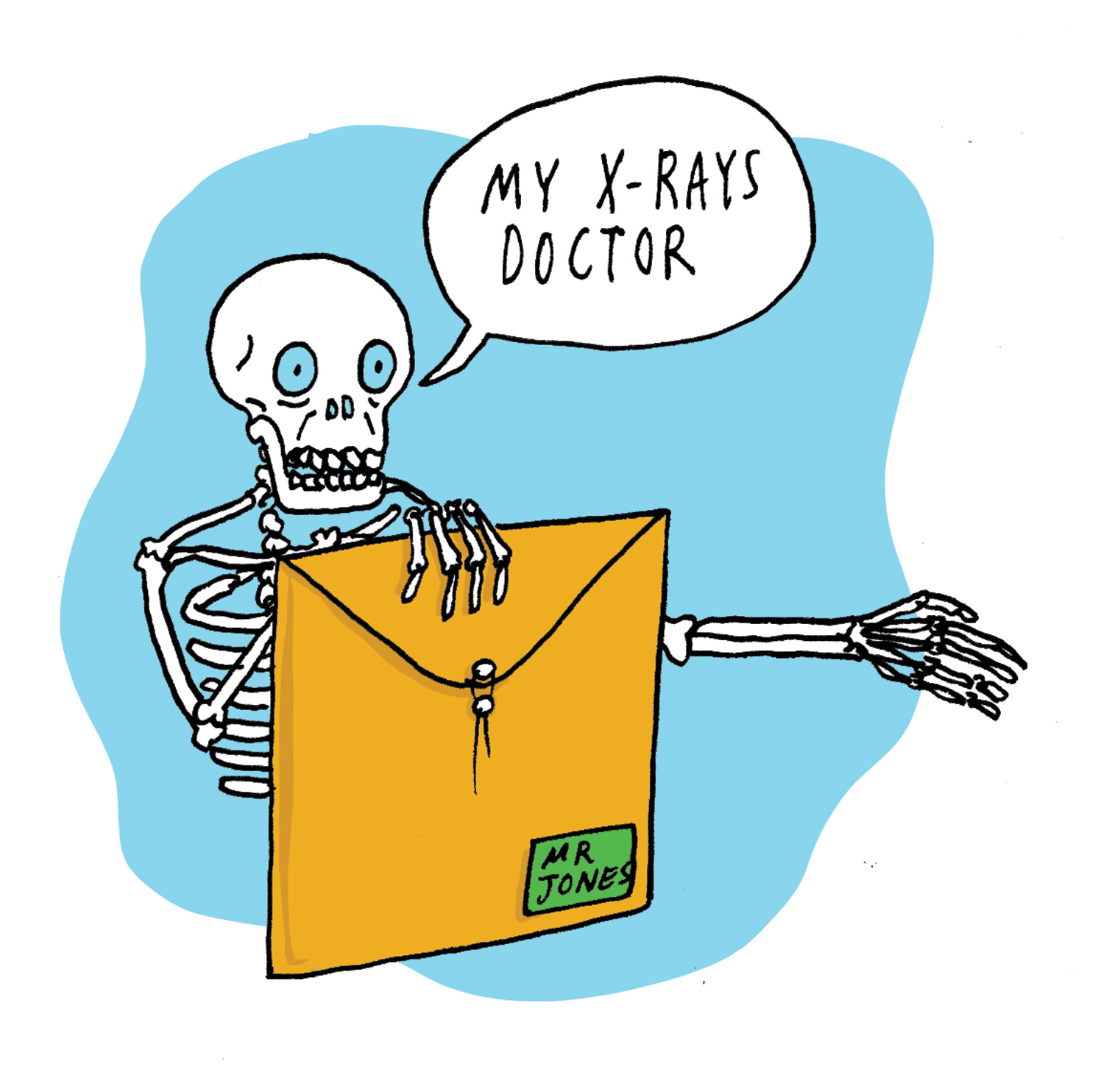 X Rays / The Big Issue