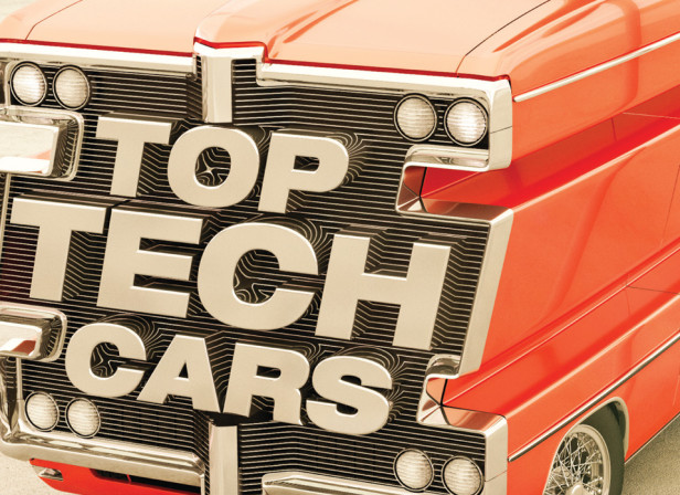 Top Tech Cars / IEEE Spectrum