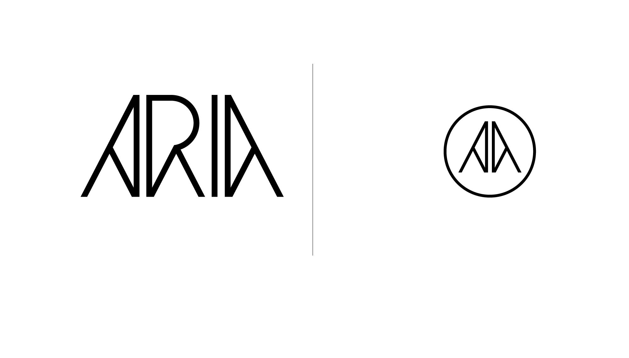 ARIA Cosmetics London Brand + Packaging