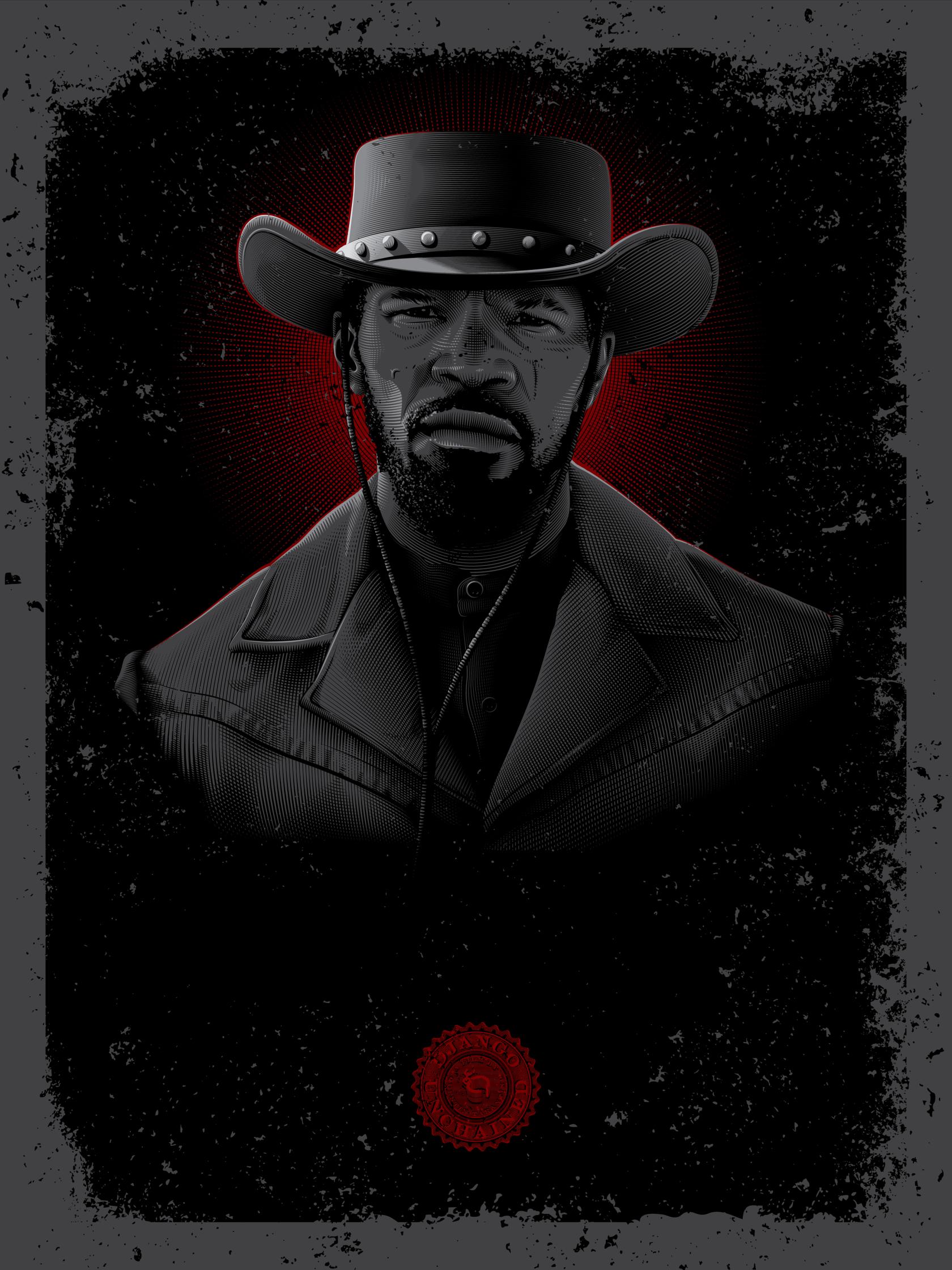 Django Tintype