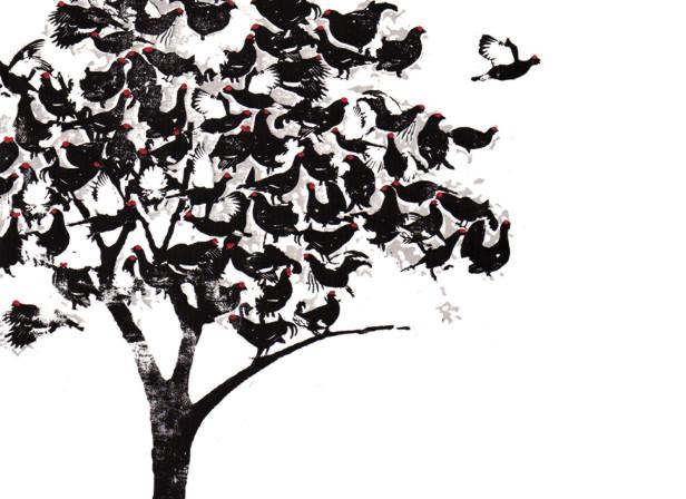 Black Goose Tree
