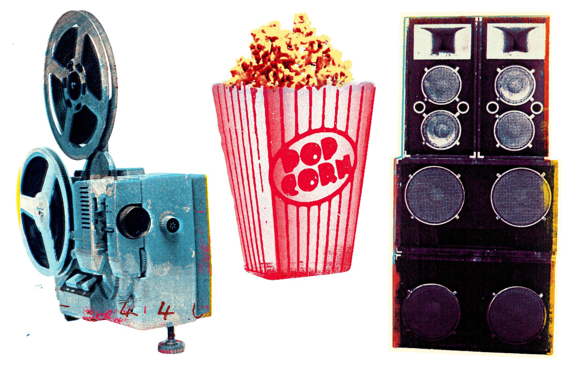 Virgin Mobile Canada Popcorn, Movies + Speakers