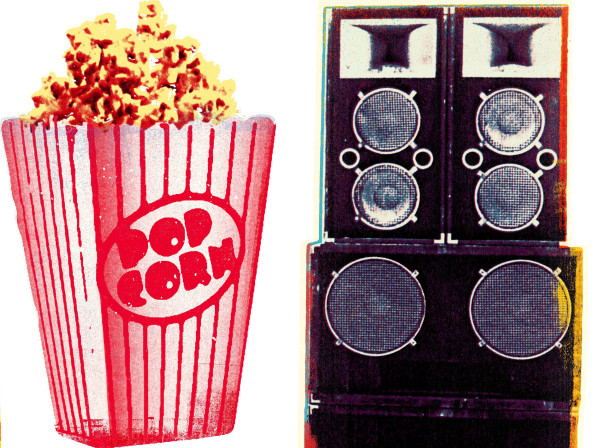 Virgin Mobile Canada Popcorn, Movies + Speakers
