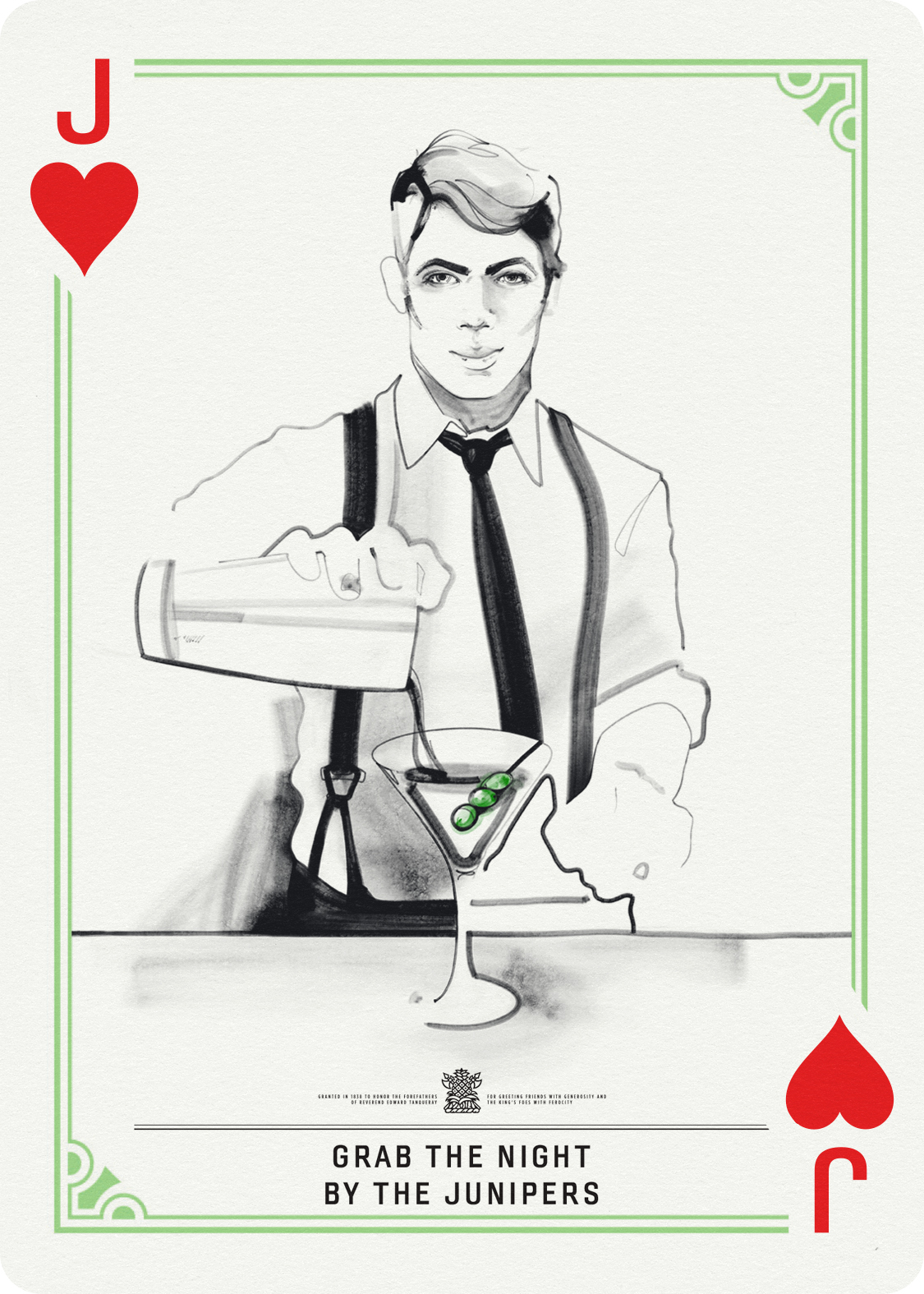 Jack of Hearts / Junipers