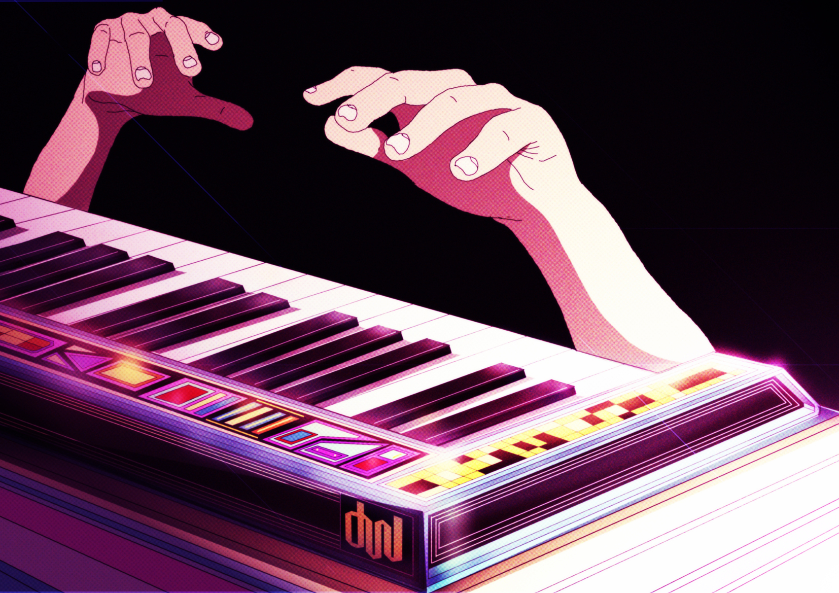 Synth Hands