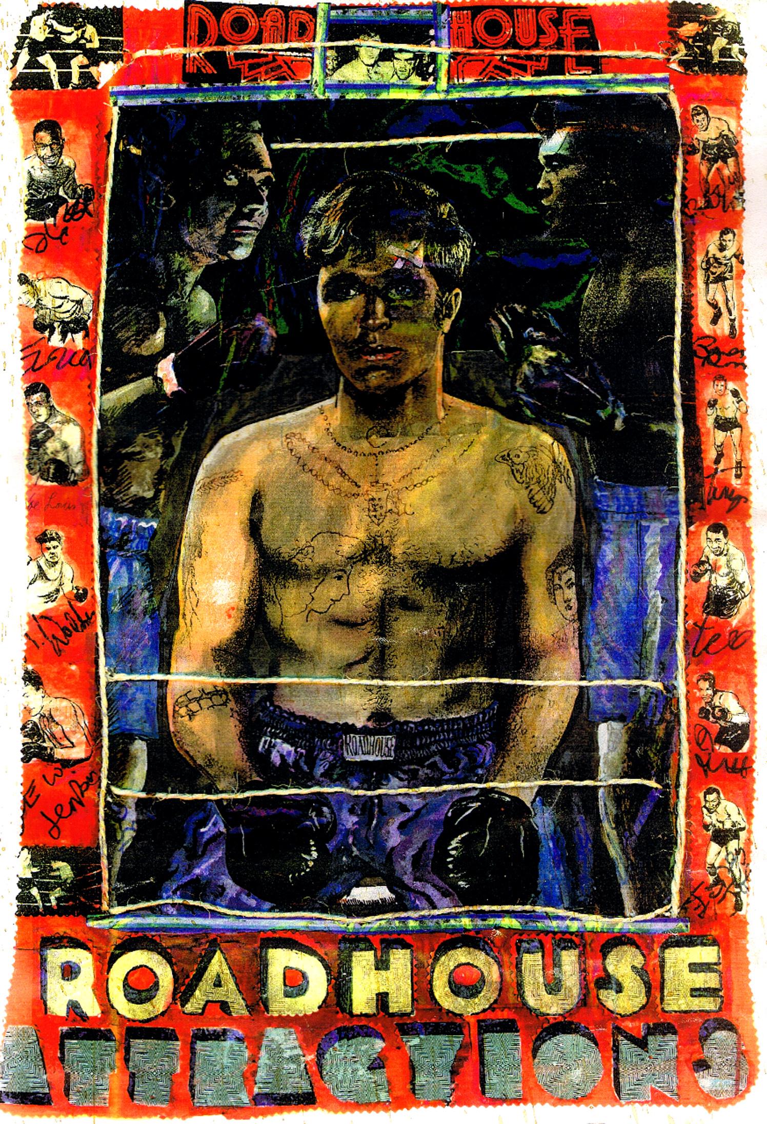 Boxer Maxwells
