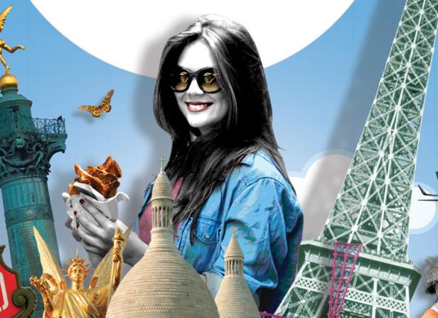Lets' Go Paris / Ryanair