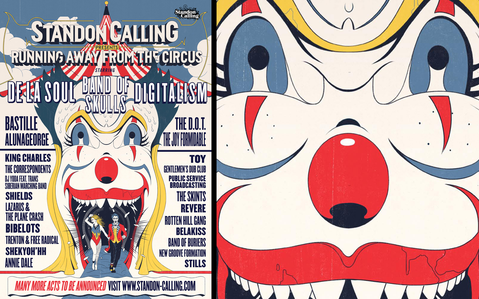 Standon Calling 2013 Poster