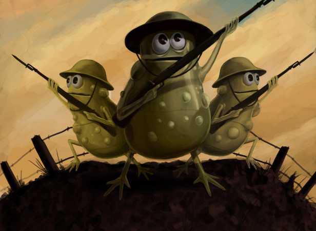 Germ Warfare