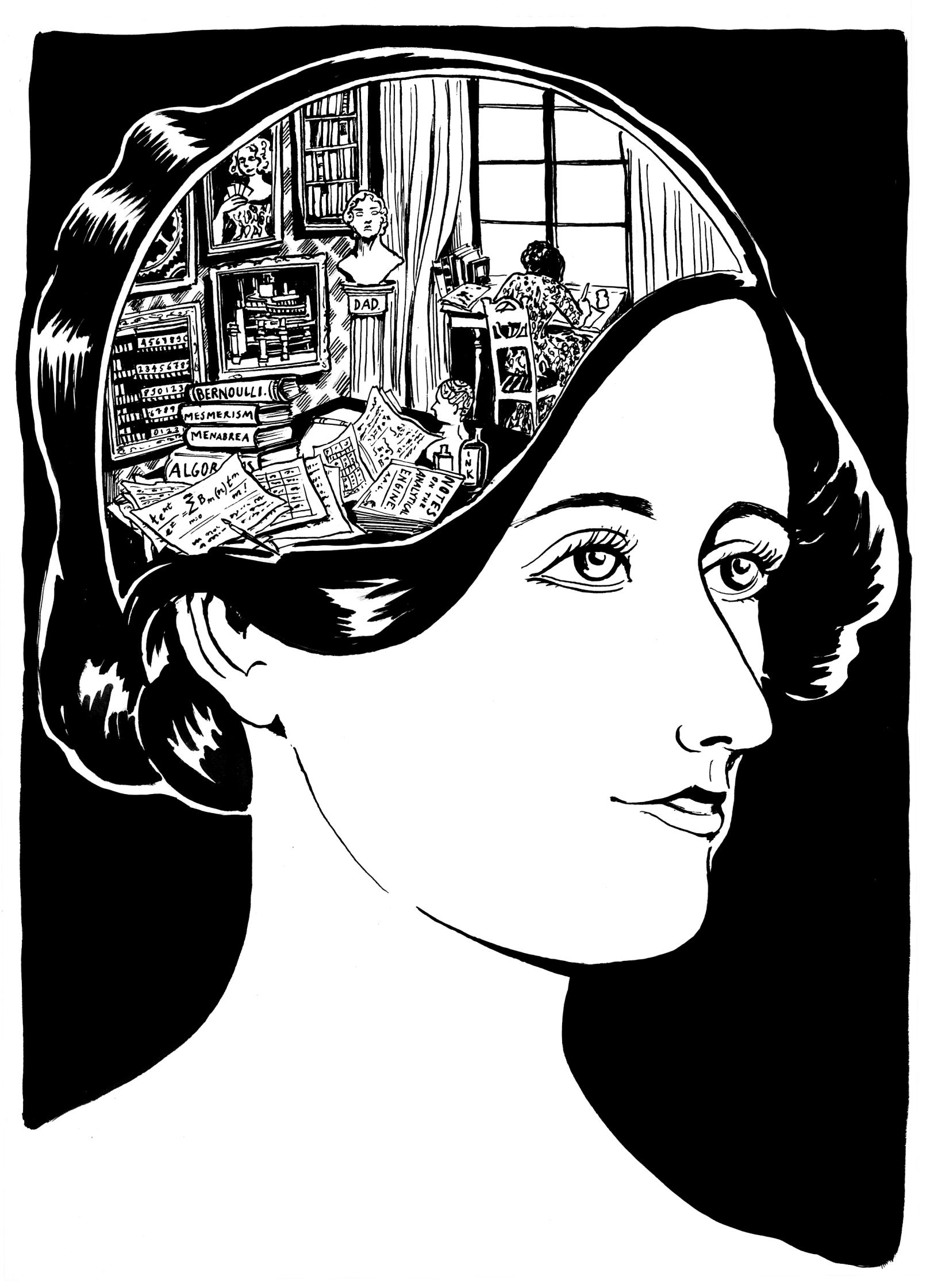 Riposte Magazine Ada Lovelace