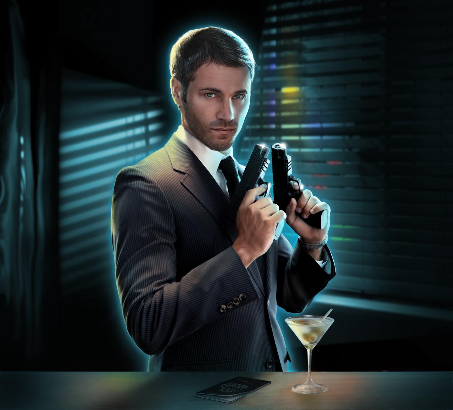 Secret Agent Guy