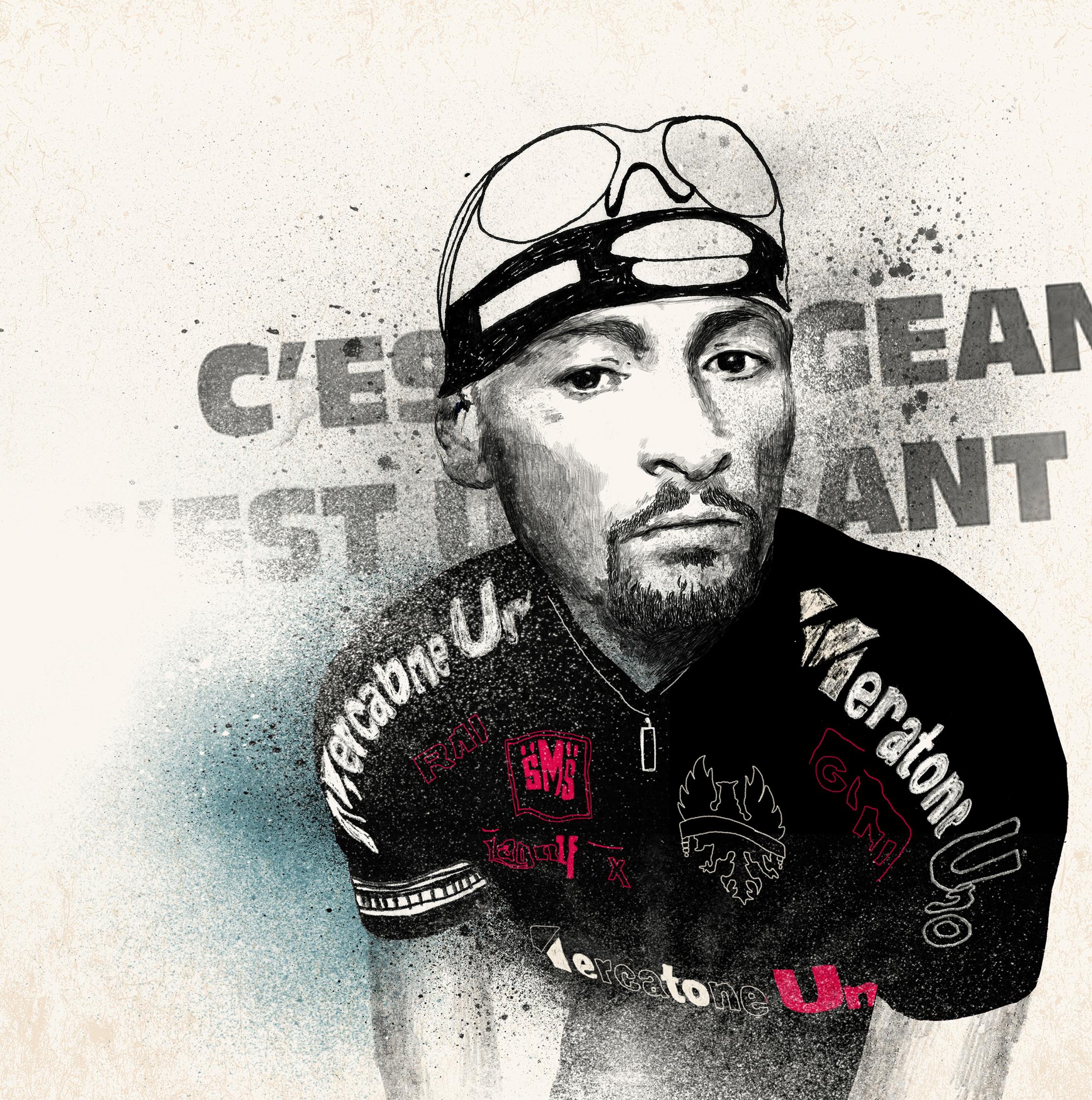 Pantani Cyclist Magazine