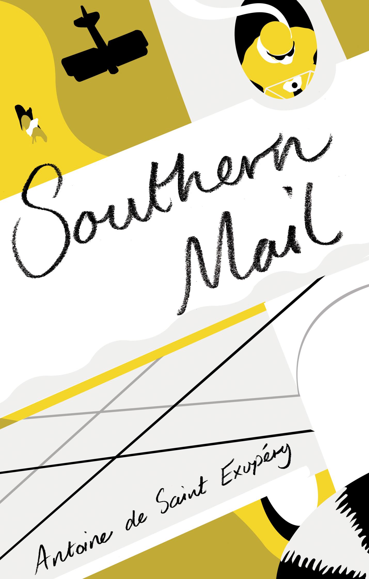 Antoine de Sainte Exupery Southern Mail