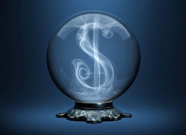 Crystal Ball / Dollar