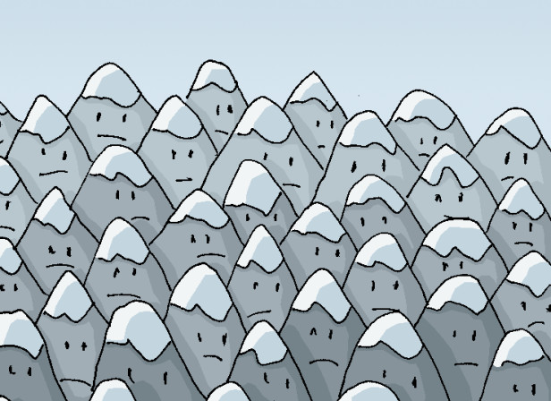 Bored Mountains