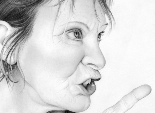 Cath Riley: realism, pencil, hand drawn - Artists - Debut Art