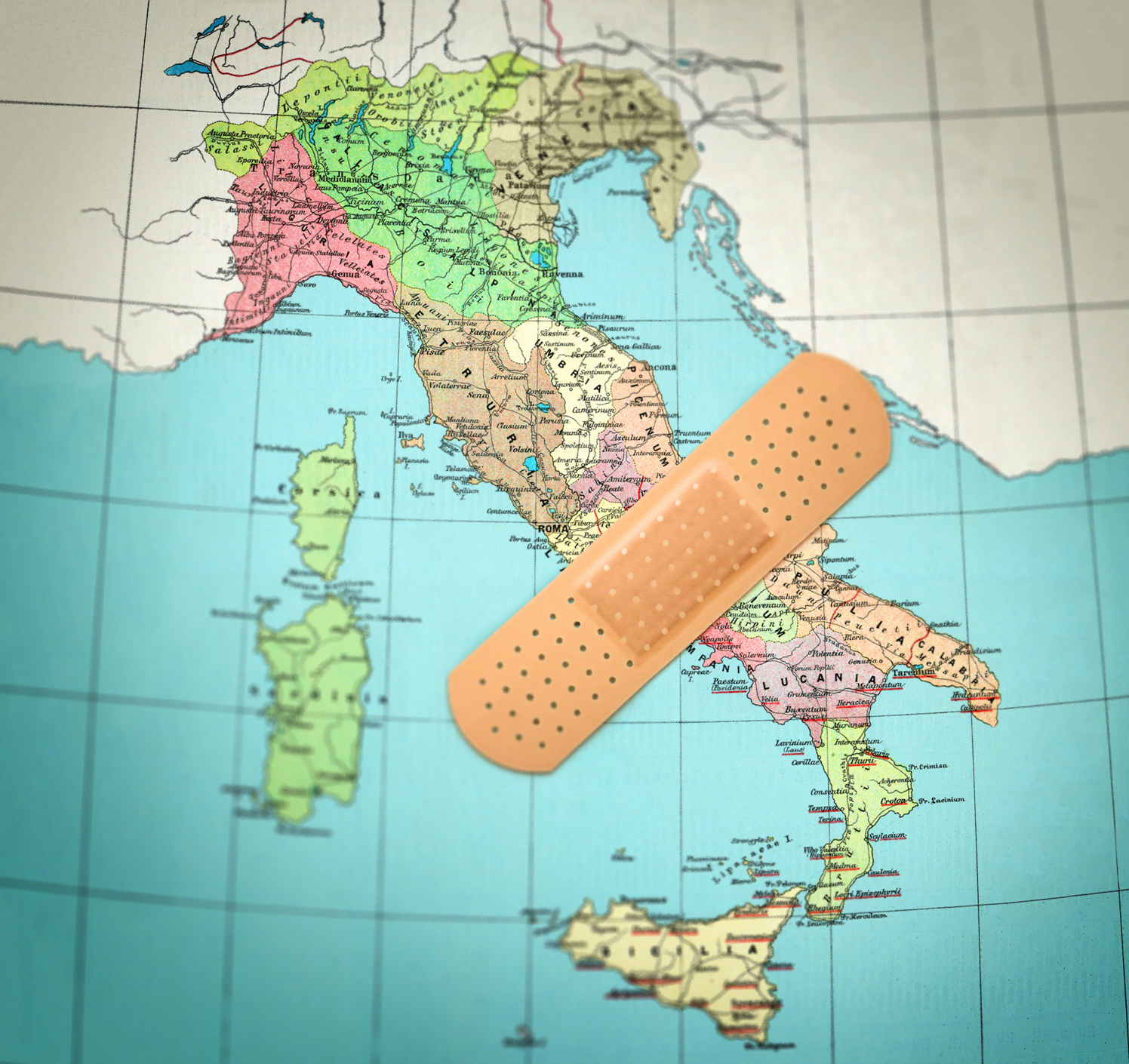Italy On The Mend