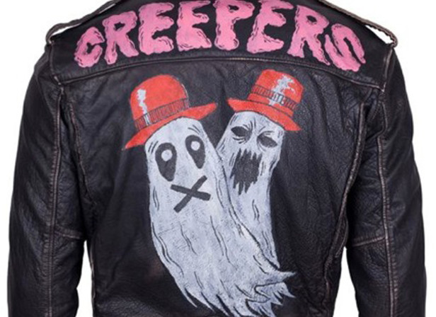 Creepers / Levi's Jacket