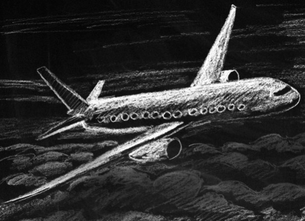 Marie Claire Plane