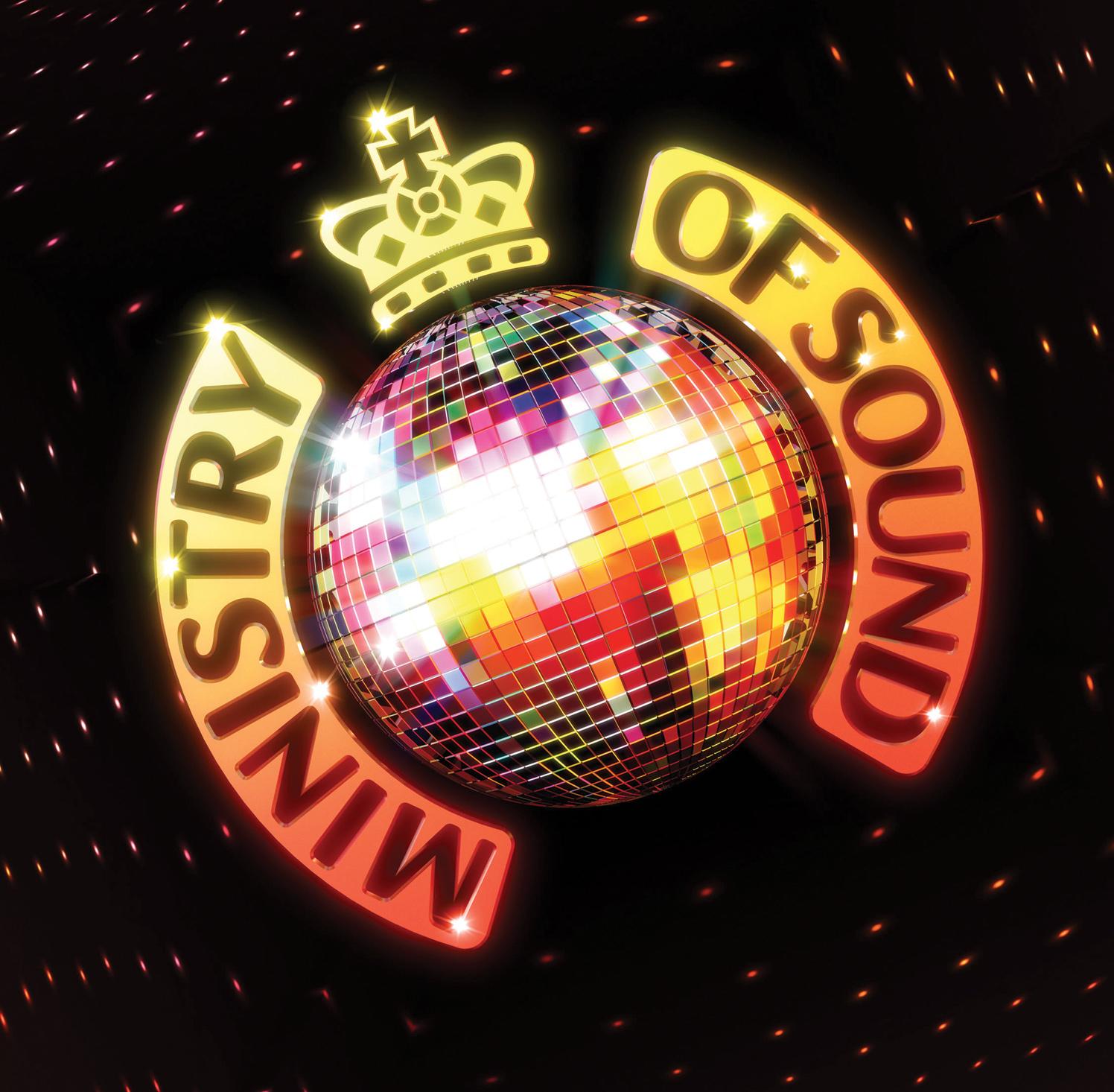 Ministry Of Sound Glitterball Logo