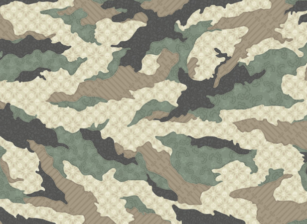 Quilted Camo