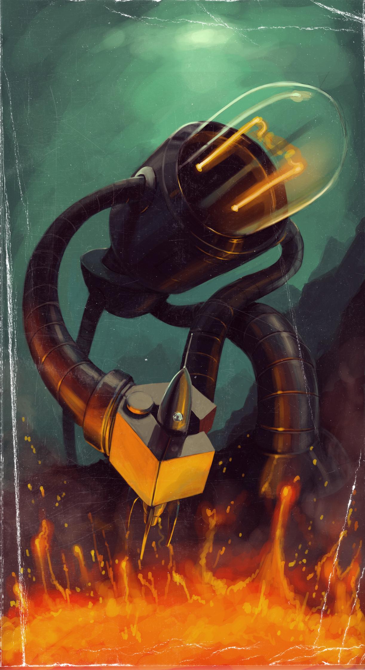 Robot Saviour
