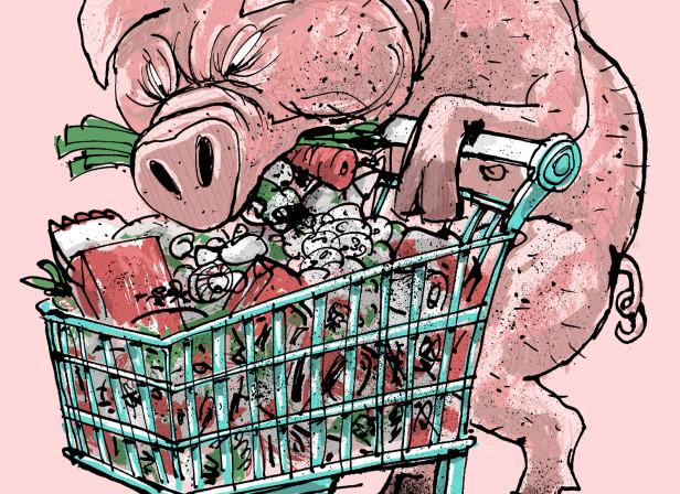 Rampant Consumerism