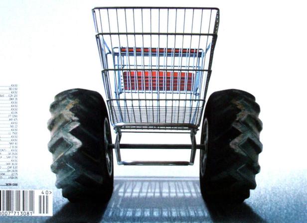 Walmart Shopping Cart Businessweek