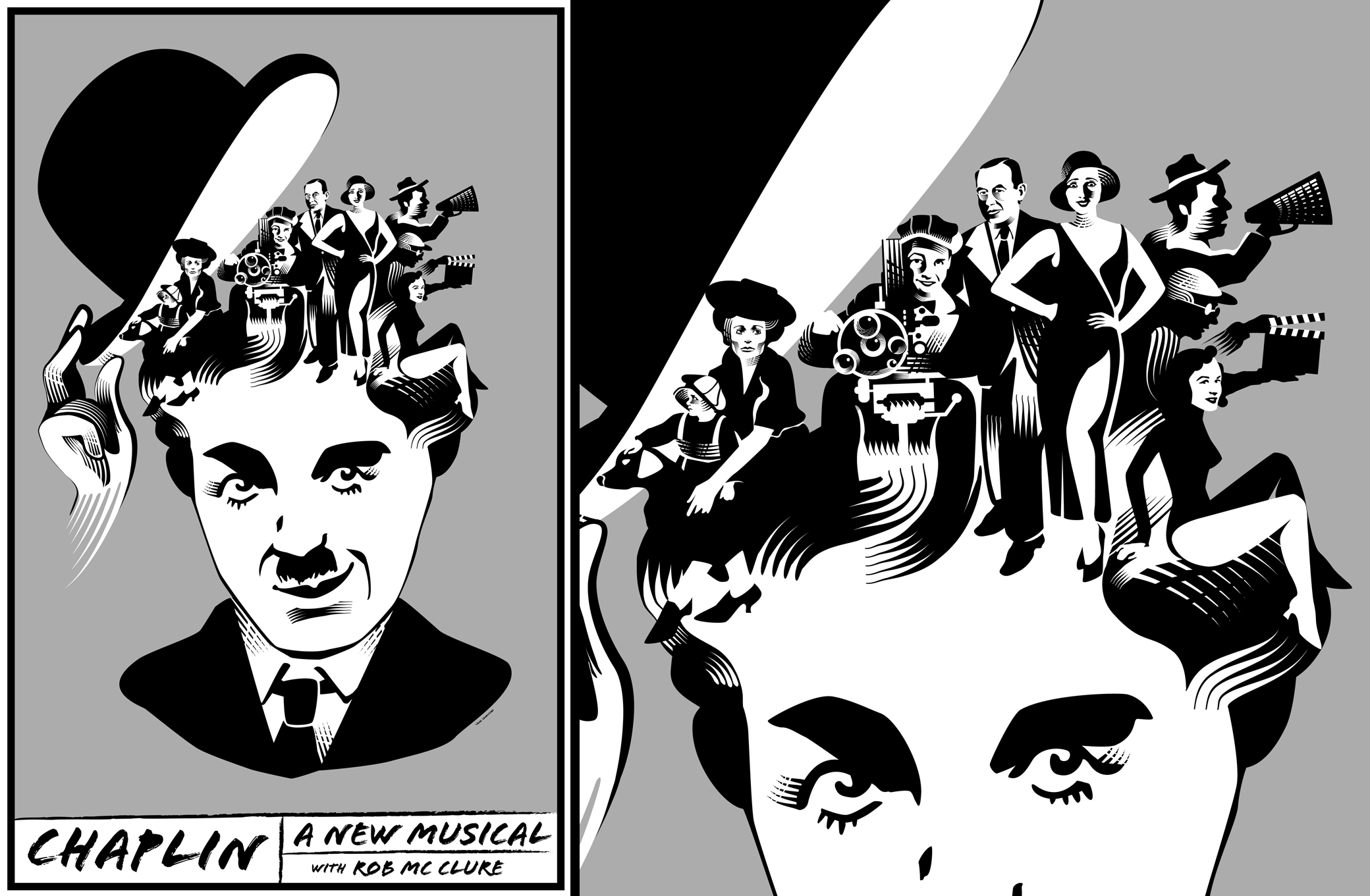 Chaplin The Musical Conceptual Development V1
