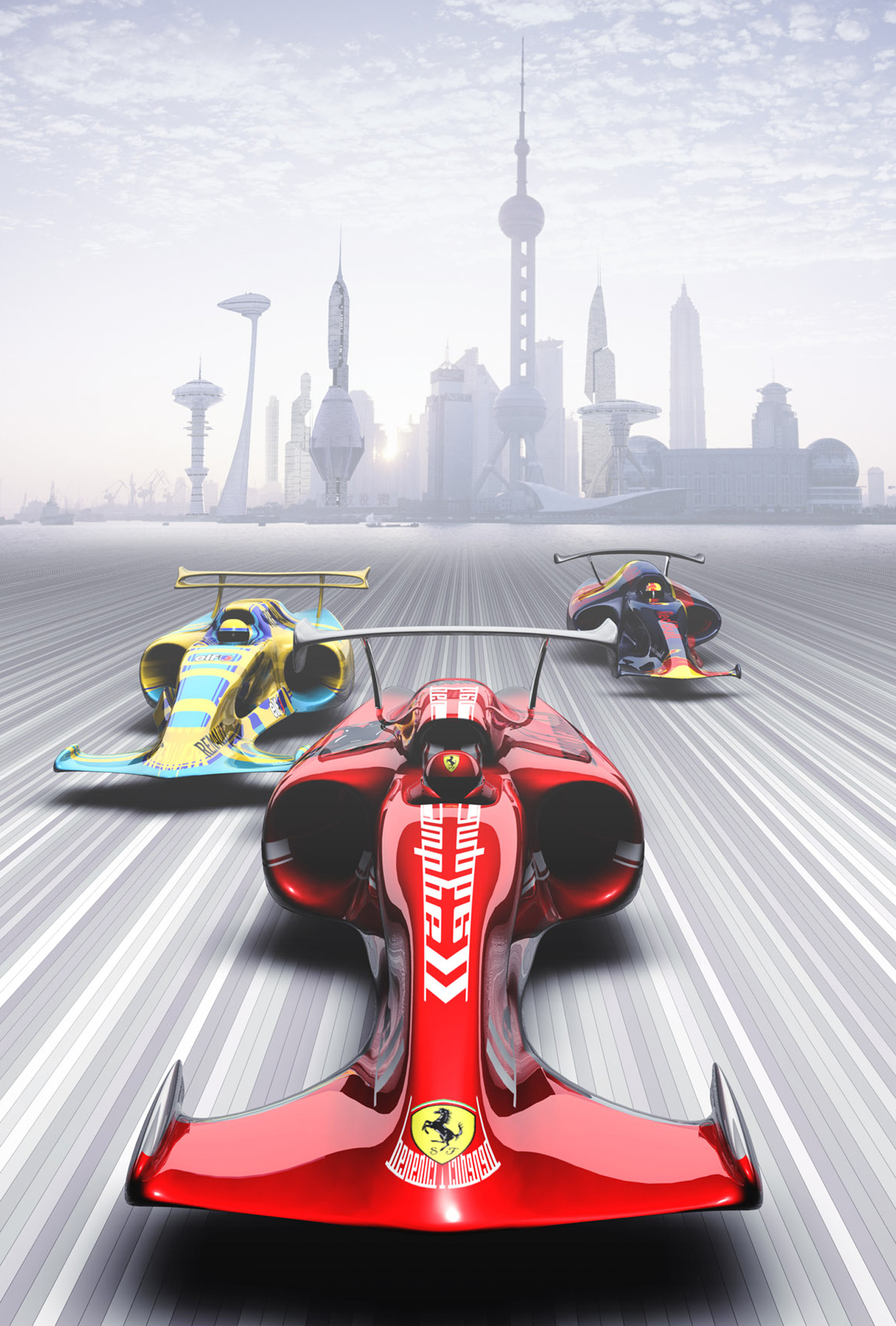 the future of f1