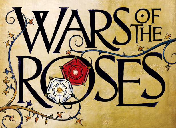 War Of The Roses Book Cover