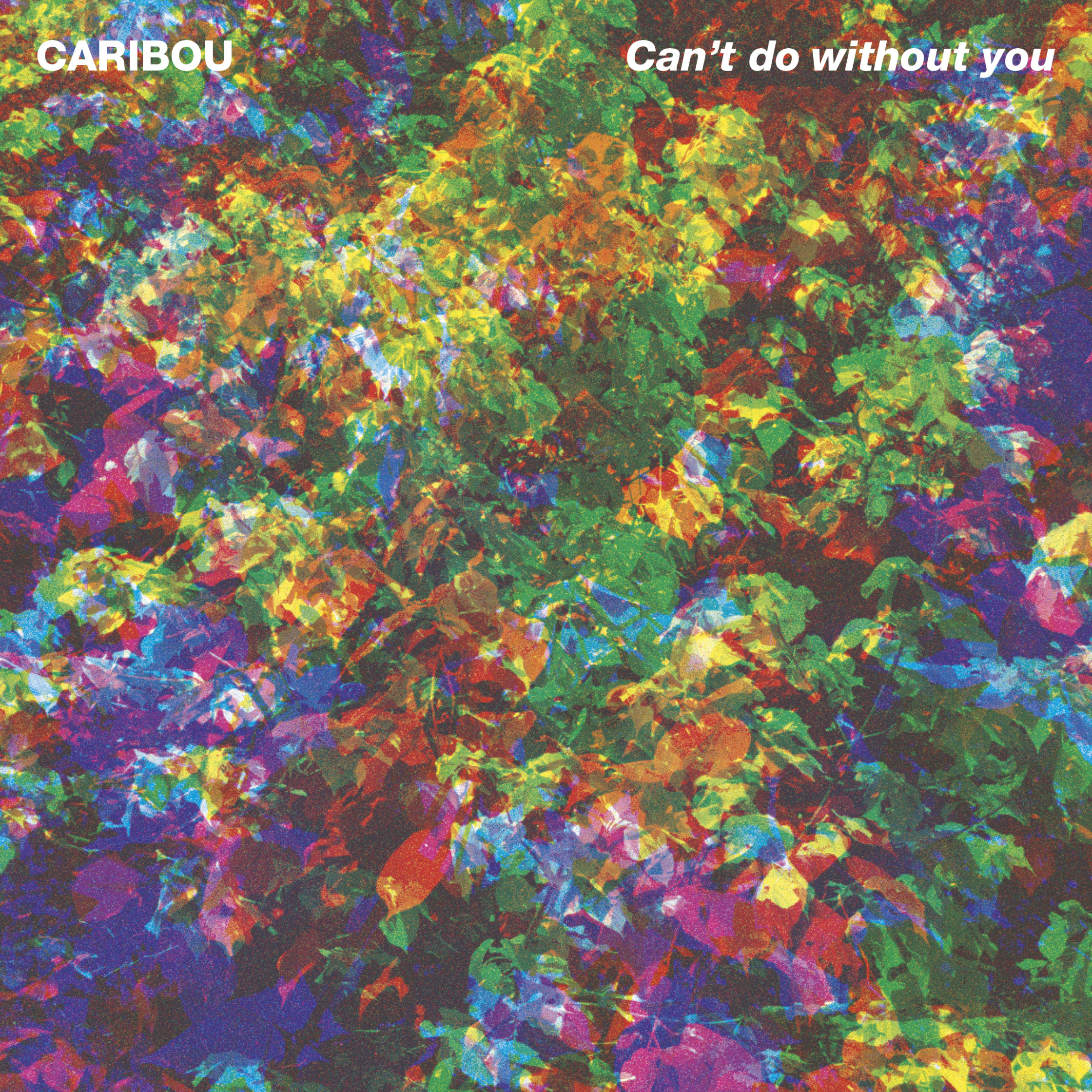Can't Do Without You / Caribou