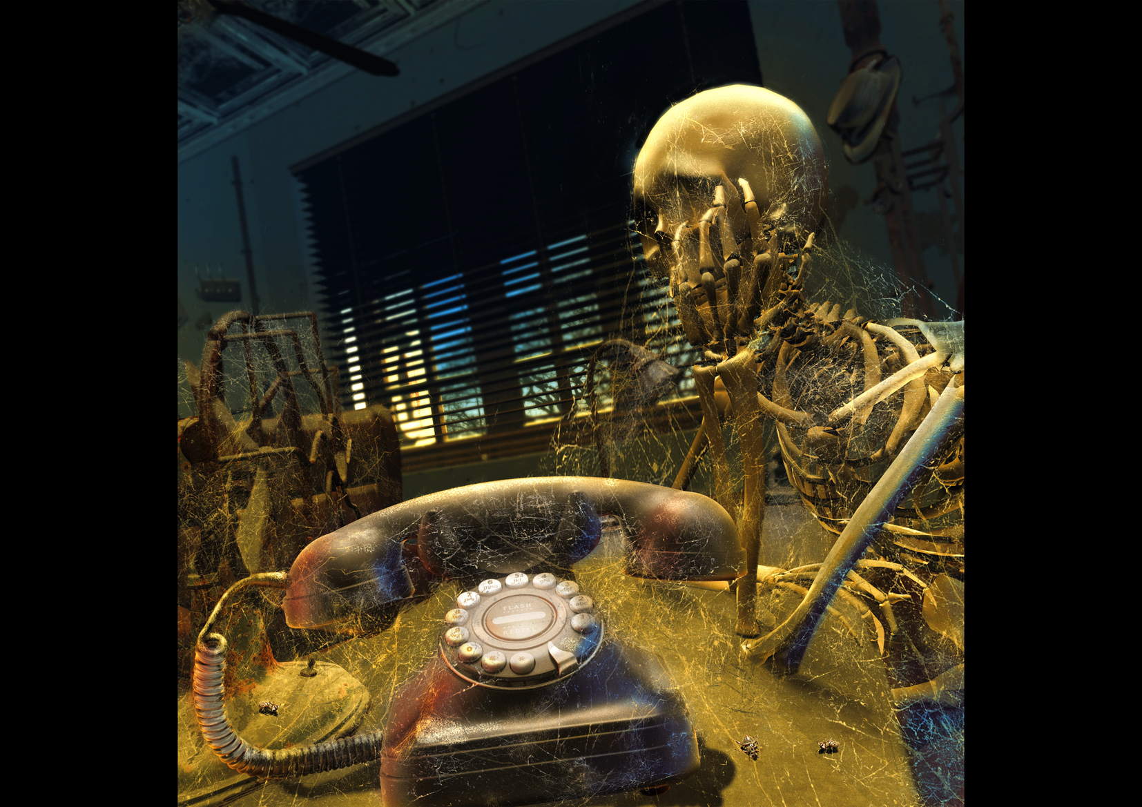 Waiting For A Call / Self Promo