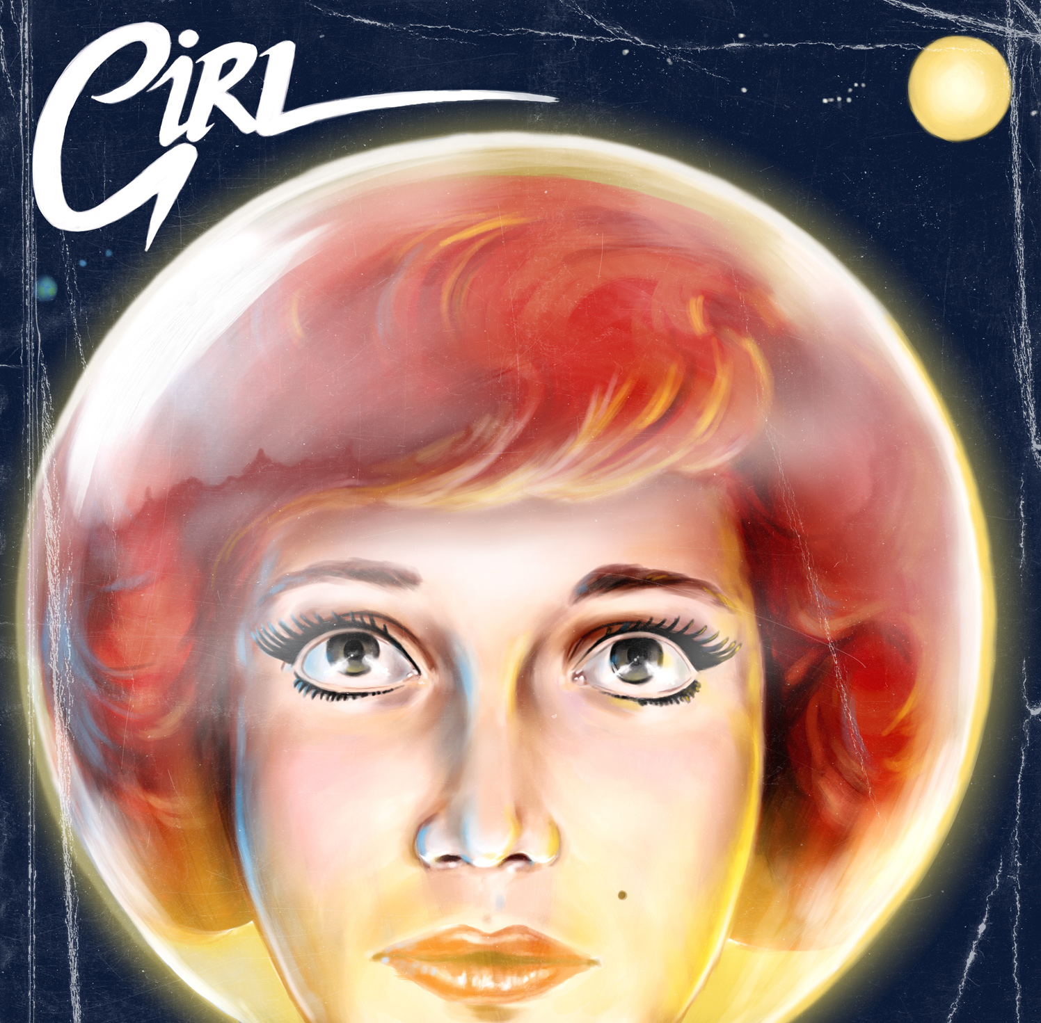 Space Girl Album Cover