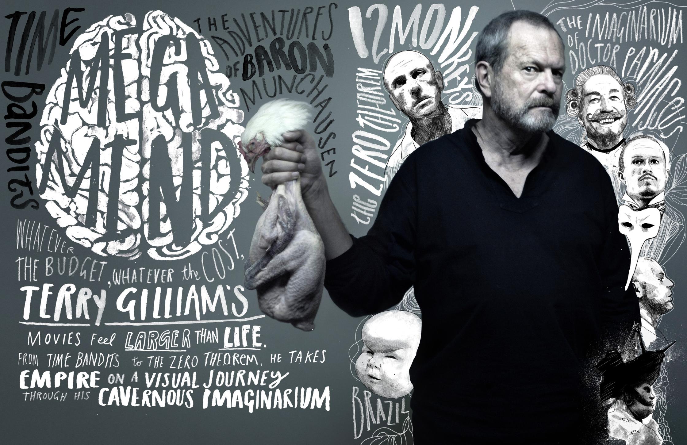 Terry Gilliam / Empire Magazine