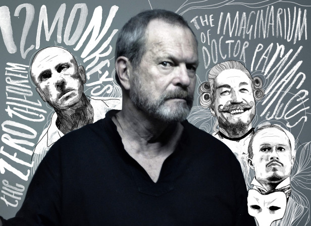 Terry Gilliam / Empire Magazine