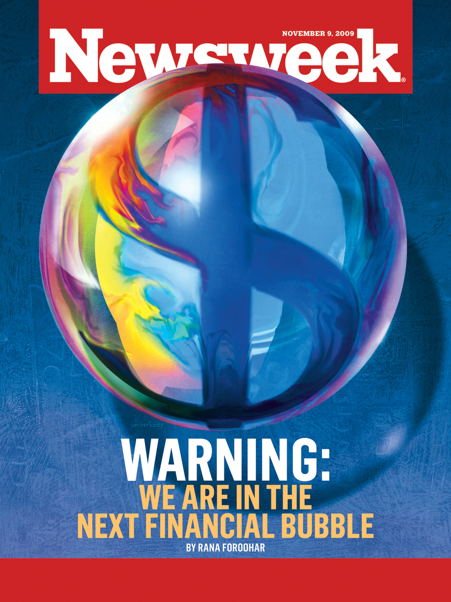 Newsweek OV Warning