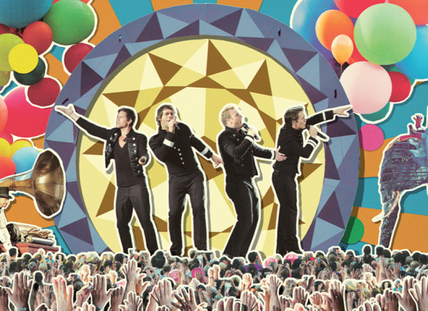 Take That / The Greatest Day