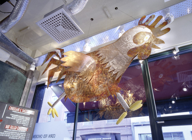 Copper Chicken Pret A Manger Flagship Store