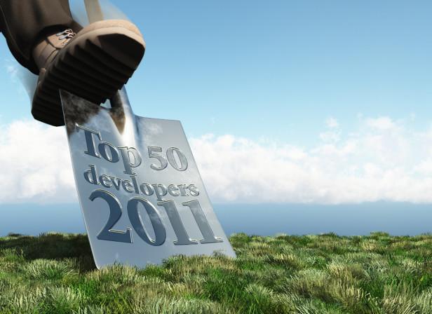 Top 50 Developers 2011 / Inside Housing