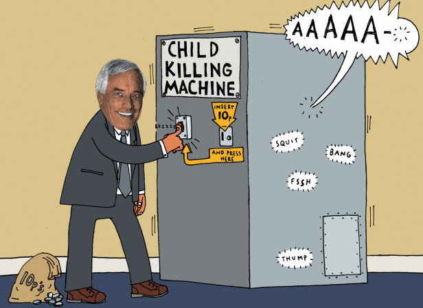 Child Killing Machine